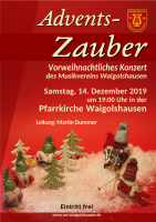 2019-Adventskonzert-Plakat