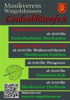2019-Lindenbluetenfest-Plakat